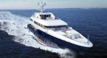 Blue Cruise motor yacht
