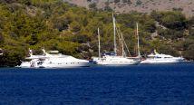 Blue Cruise Motor yachts