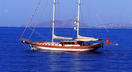 Blue Cruising Paradise yacht